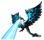 MHXR-Destruction Wyvern Rathalos Render 001