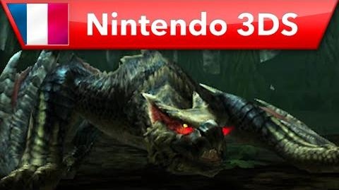 Monster Hunter Generations - Bande-annonce de l'E3 2016 (Nintendo 3DS)