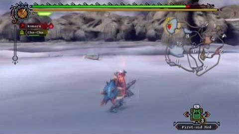 【Wii】 MH3 Eng