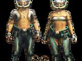 MHTri - Armures