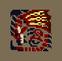 MHGen-Black Flame King Rathalos Icon
