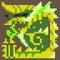 MHXX-Thunderlord Zinogre Icon