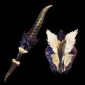 MHWI-Charge Blade Render 030