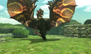 MHGen-Black Flame King Rathalos Screenshot 005