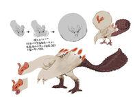 MHW-Paolumu Concept Art 001