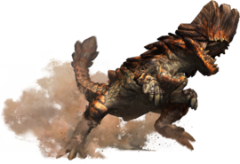 MH3-Barroth Render 001
