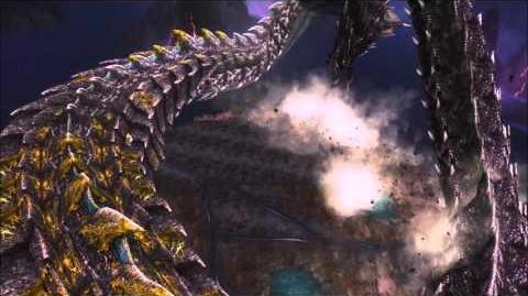 Monster Hunter Frontier G9 - Berserk Laviente (ラヴィエンテ猛狂期) Phase 4 BGM Extended