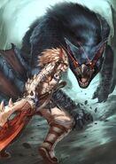 Barioth Armor & Nargacuga