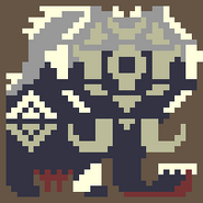 MHXX-Elderfrost Gammoth Icon