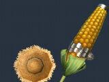 MH3U - Lanceflingue - Fusilance à maïs