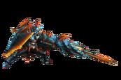MH3G-Lagiacrus GL