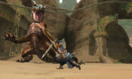 MH4U-Tigrex Screenshot 011