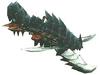 FrontierGen-Light Bowgun 023 Low Quality Render 001