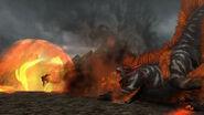 Midogaron fire blast