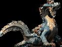 MHGen-Lagiacrus Render 001