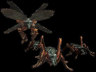 Hornetaurs