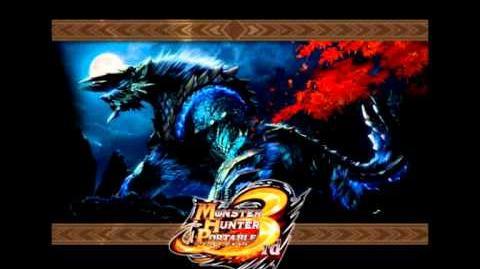 Monster Hunter Portable 3rd Gamerip Soundtrack Aoashira, Urukususu, Rangurotora