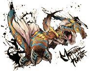 Tigrex Peinture