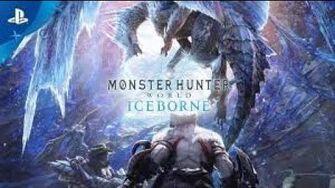 MHW Iceborne Old Everwyrm Trailer Velkhana, Brachydios, Namielle y mas )