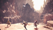 MHW-Unknown Monster 1 Screenshot 001