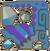 MH3U-Jade Barroth Icon