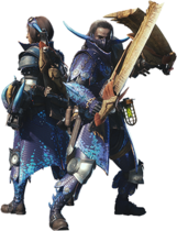 MHW-Dual Blades Equipment Render 001