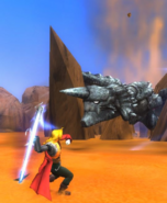 MHXR-steel armor diablos-render001