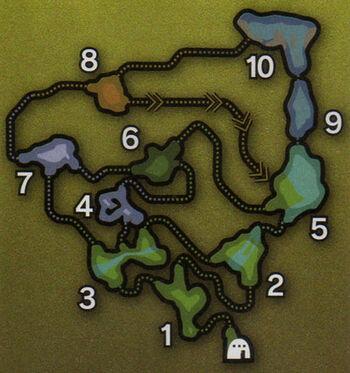 Carte MHP3rd