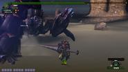 Akura vashimu tail atack hr100 SP quest ^v^