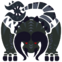 MHWI-Black Diablos Icon