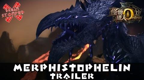 Monster Hunter Online - Merphistophelin (荒厄龙) Trailer