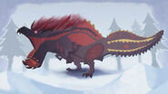 MH3U-Guild Card Background 044