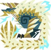 MHW-Zinogre Icon