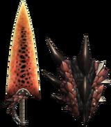 MH3U - Épée et Bouclier - Corona(+)