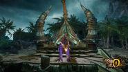 MHO-Great Fortress Lake Screenshot 002