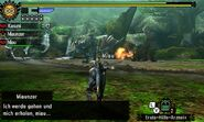 MH4U-Basarios and Berserk Tetsucabra Screenshot 001