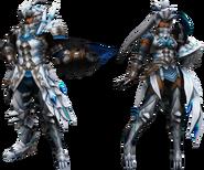 FrontierGen-Altera Armor (Gunner) Render 2