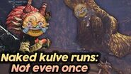 Dumb Meme About my One (and only) Naked MR Kulve Attempt MHW Iceborne