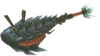 FrontierGen-Hunting Horn 025 Low Quality Render 001