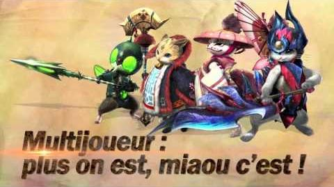 Monster Hunter Generations Miaroudeurs