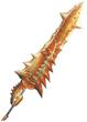 FrontierGen-Great Sword 023 Low Quality Render 001