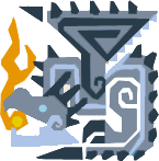 MH3U-Silver Rathalos Icon