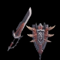 MHW-Charge Blade Render 004