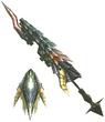 FrontierGen-Gunlance 016 Low Quality Render 001