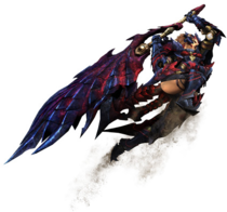 MHGen-Great Sword Equipment Render 001