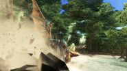 FrontierGen-Blue Yian Kut-Ku Screenshot 002
