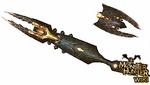 Nargacuga Gunlance