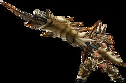 FrontierGen-Gunlance Equipment Render 005