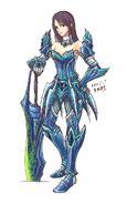 Brachydios Armor