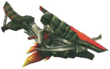 FrontierGen-Light Bowgun 021 Low Quality Render 001